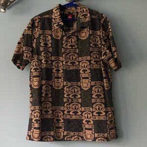 Quicksilver Button Down Shirt for Boy's